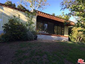 Tiny photo for 7966 WOODROW WILSON Drive, Los Angeles , CA 90046 (MLS # 18344888)