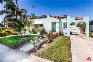 Photo of 1139 ROSEWOOD Avenue, Inglewood, CA 90301 (MLS # 18356888)