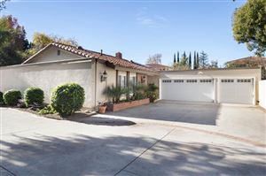 Photo of 2069 STONESGATE Street, Westlake Village, CA 91361 (MLS # 218014889)