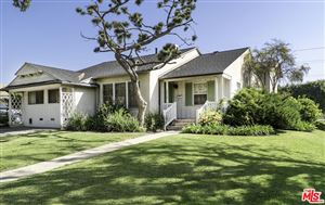 Photo of 2828 CASTLE HEIGHTS Avenue, Los Angeles , CA 90034 (MLS # 18402892)