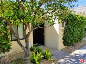 Photo of 437 North HERMOSA Drive, Palm Springs, CA 92262 (MLS # 19456892)