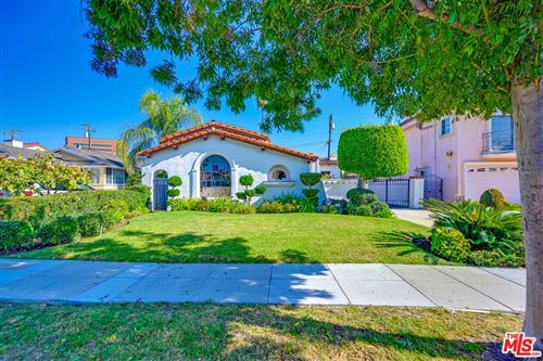 Photo of 154 North LE DOUX Road, Beverly Hills, CA 90211 (MLS # 19529892)