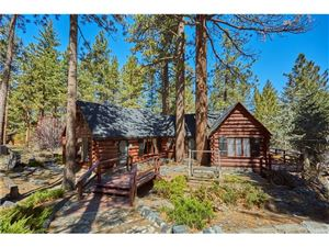 Photo of 1102 EAGLE Road, Wrightwood, CA 92397 (MLS # SR18074892)