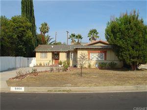 Photo of 5064 RUBIO Avenue, Encino, CA 91436 (MLS # SR18191892)