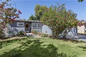 Photo of 12247 HARTLAND Street, North Hollywood, CA 91605 (MLS # SR19197892)