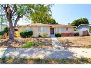 Photo of 23118 VANOWEN Street, West Hills, CA 91307 (MLS # SR17217893)
