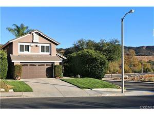 Photo of 3802 LOST SPRINGS Drive, Calabasas, CA 91301 (MLS # SR18122893)