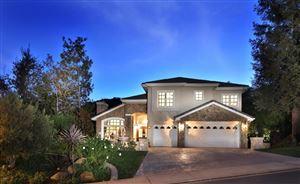 Photo of 1684 ABBOTSBURY Street, Lake Sherwood, CA 91361 (MLS # 217013894)
