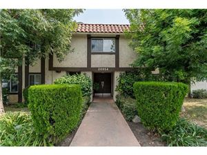 Photo of 20954 PARTHENIA Street #20, Canoga Park, CA 91304 (MLS # SR18110894)