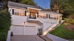 Photo of 3121 LAKE HOLLYWOOD Drive, Los Angeles , CA 90068 (MLS # SR18239894)