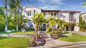 Photo of 24717 TIBURON Street, Valencia, CA 91355 (MLS # SR19228894)