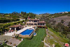 Tiny photo for 6254 PORTERDALE Drive, Malibu, CA 90265 (MLS # 17276896)