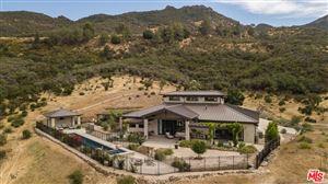 Photo of 31216 LOBO CANYON Road, Agoura Hills, CA 91301 (MLS # 18354896)