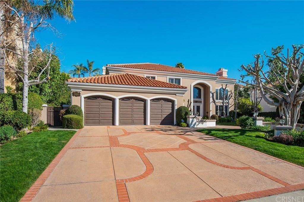 Photo of 25865 CHALMERS Place, Calabasas, CA 91302 (MLS # SR20018896)