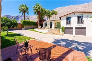 Photo of 650 West RAMON Road, Palm Springs, CA 92264 (MLS # 16171358PS)