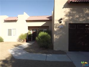 Photo of 12585 AGUA CAYENDO Road, Desert Hot Springs, CA 92240 (MLS # 17210868PS)