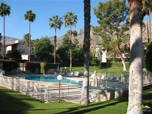 Photo of 2160 South PALM CANYON Drive #2, Palm Springs, CA 92264 (MLS # 17256898PS)