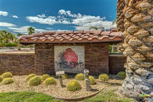 Photo of 95 VIA SANTO TOMAS, Rancho Mirage, CA 92270 (MLS # 17268428PS)