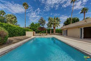 Photo of 689 South EL CIELO Road, Palm Springs, CA 92264 (MLS # 17271398PS)
