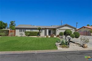 Photo of 2252 East ROCHELLE Road, Palm Springs, CA 92262 (MLS # 17277658PS)