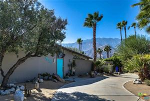 Photo of 475 East DESERT WILLOW Circle, Palm Springs, CA 92262 (MLS # 17287278PS)