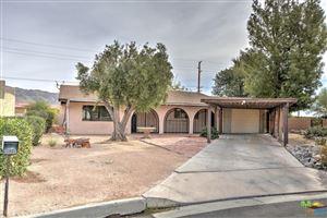 Photo of 9980 HOYLAKE Road, Desert Hot Springs, CA 92240 (MLS # 17289308PS)