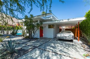 Photo of 222 East PALO VERDE Avenue, Palm Springs, CA 92264 (MLS # 17293558PS)