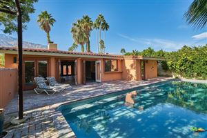 Photo of 514 North HERMOSA Drive, Palm Springs, CA 92262 (MLS # 17293808PS)