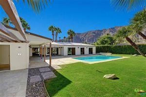 Photo of 444 West STEVENS Road, Palm Springs, CA 92262 (MLS # 17296668PS)