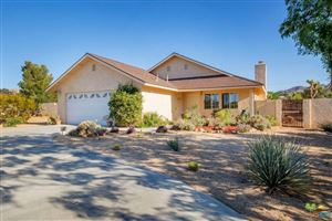 Photo of 58217 JOSHUA Drive, Yucca Valley, CA 92284 (MLS # 18341088PS)