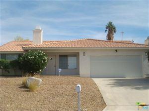 Photo of 66412 SAN JUAN Road, Desert Hot Springs, CA 92240 (MLS # 18343088PS)