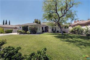 Photo of 32 CALLE DEL NORTE, Rancho Mirage, CA 92270 (MLS # 18343538PS)