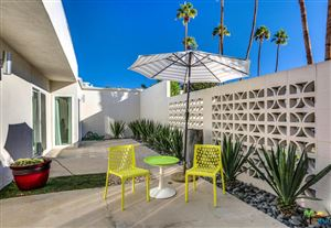 Photo of 1886 SANDCLIFF Road, Palm Springs, CA 92264 (MLS # 18399118PS)