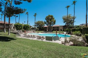 Photo of 2170 South PALM CANYON Drive #18, Palm Springs, CA 92264 (MLS # 19490448PS)