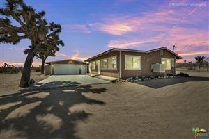 Photo of 3921 CONDALIA Avenue, Yucca Valley, CA 92284 (MLS # 19509058PS)