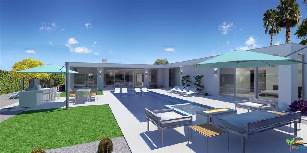 Photo of 515 VIA MIRALESTE, Palm Springs, CA 92262 (MLS # 19487698PS)