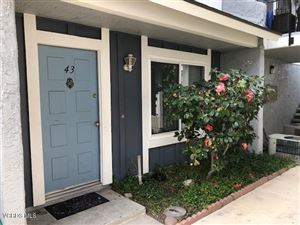 Photo of 561 SPRING Road #43, Moorpark, CA 93021 (MLS # 219001901)
