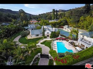 Photo of 9555 HEATHER Road, Beverly Hills, CA 90210 (MLS # 18346902)