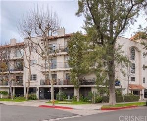 Photo of 4249 LONGRIDGE Avenue #104, Studio City, CA 91604 (MLS # SR18047902)
