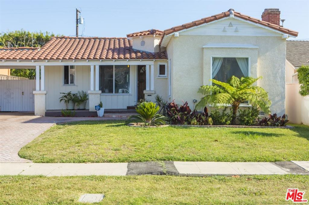 Photo for 4452 West 61ST Street, Los Angeles , CA 90043 (MLS # 18344902)