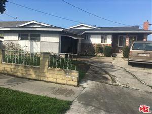 Photo of 15631 PRAIRIE Avenue, Lawndale, CA 90260 (MLS # 18326906)