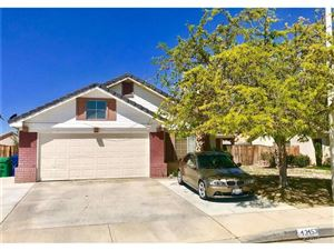 Photo of 43453 East 22ND Street, Lancaster, CA 93535 (MLS # SR18094906)