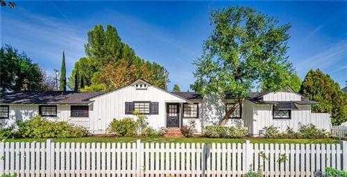 Photo of 22955 LEONORA Drive, Woodland Hills, CA 91367 (MLS # SR19275906)