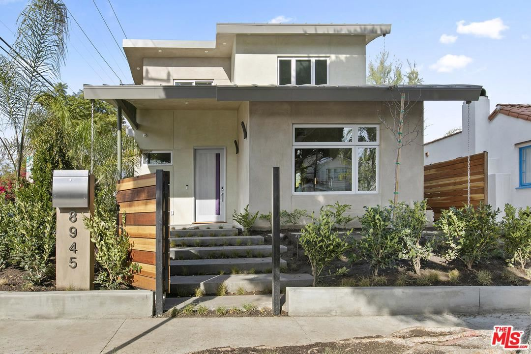 Photo of 8945 ASHCROFT Avenue, West Hollywood, CA 90048 (MLS # 20542906)