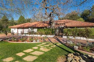 Photo of 4090 CRESTHAVEN Drive, Westlake Village, CA 91362 (MLS # 218011907)