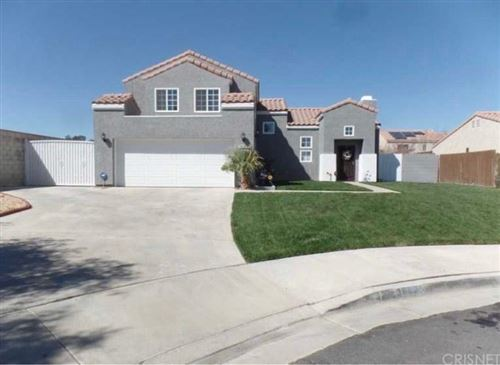 Photo of 36835 CLEARWOOD Court, Palmdale, CA 93550 (MLS # SR20064907)