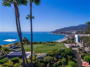 Photo of 17480 REVELLO Drive, Pacific Palisades, CA 90272 (MLS # 18346908)