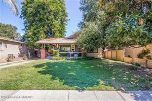 Photo of 554 North MICHIGAN Avenue, Pasadena, CA 91106 (MLS # 818004908)