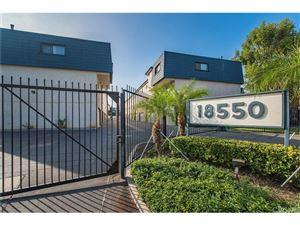 Photo of 18550 HATTERAS Street #1, Tarzana, CA 91356 (MLS # SR18248908)