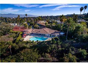 Photo of 3973 WESTFALL Drive, Encino, CA 91436 (MLS # SR19010908)